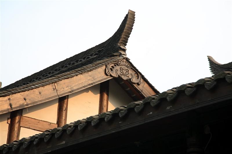 寬窄巷子,老成都千年少城都市格局和百年原真建築的最後遺存。